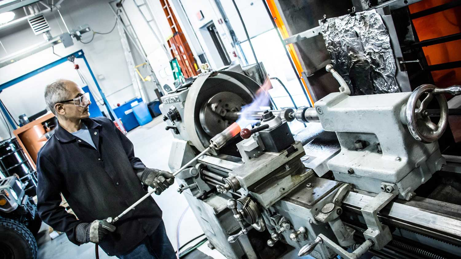 Center for Remanufacturing and Resource Recovery
