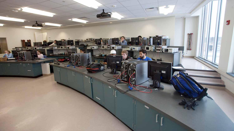 Electronics Studio Lab