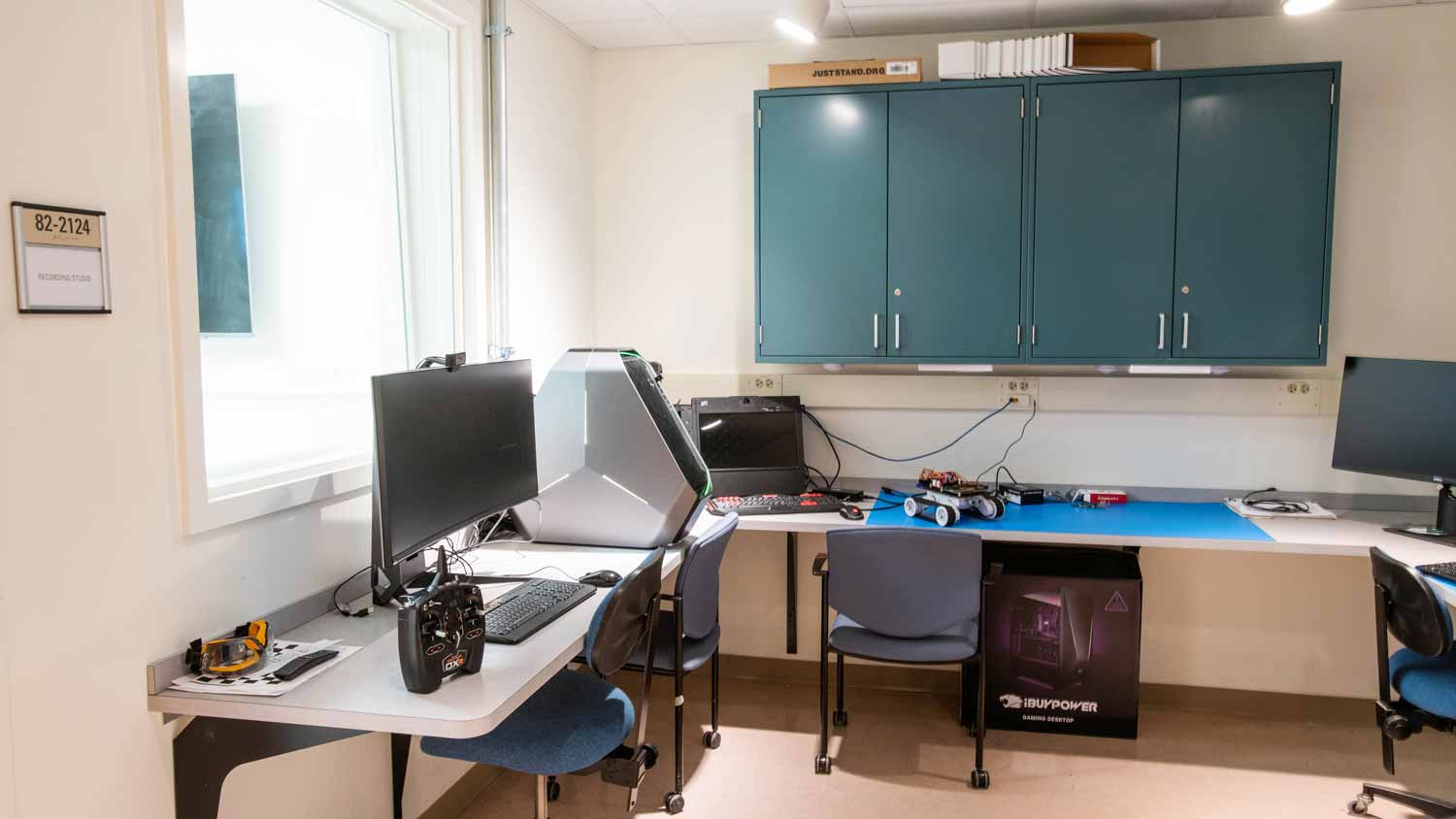 Faculty Research Lab A