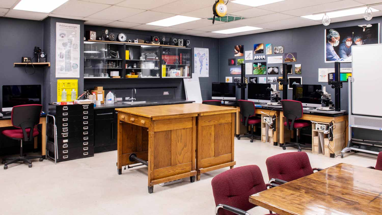 Hi-Mag and BioMed Lab
