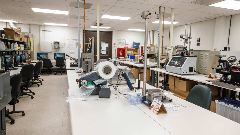 Packaging lab