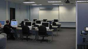 Booth Computer Lab