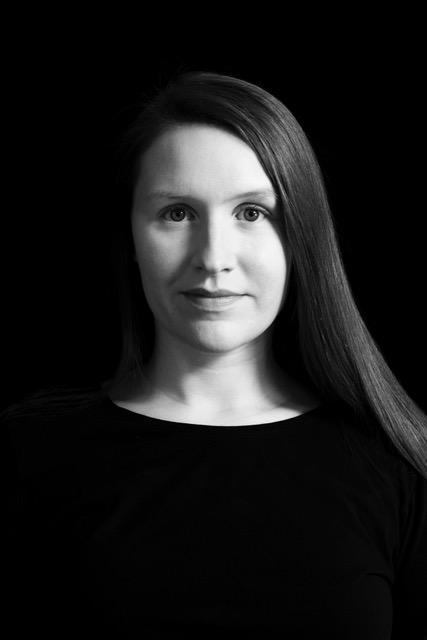 A headshot of Anne Jordan.