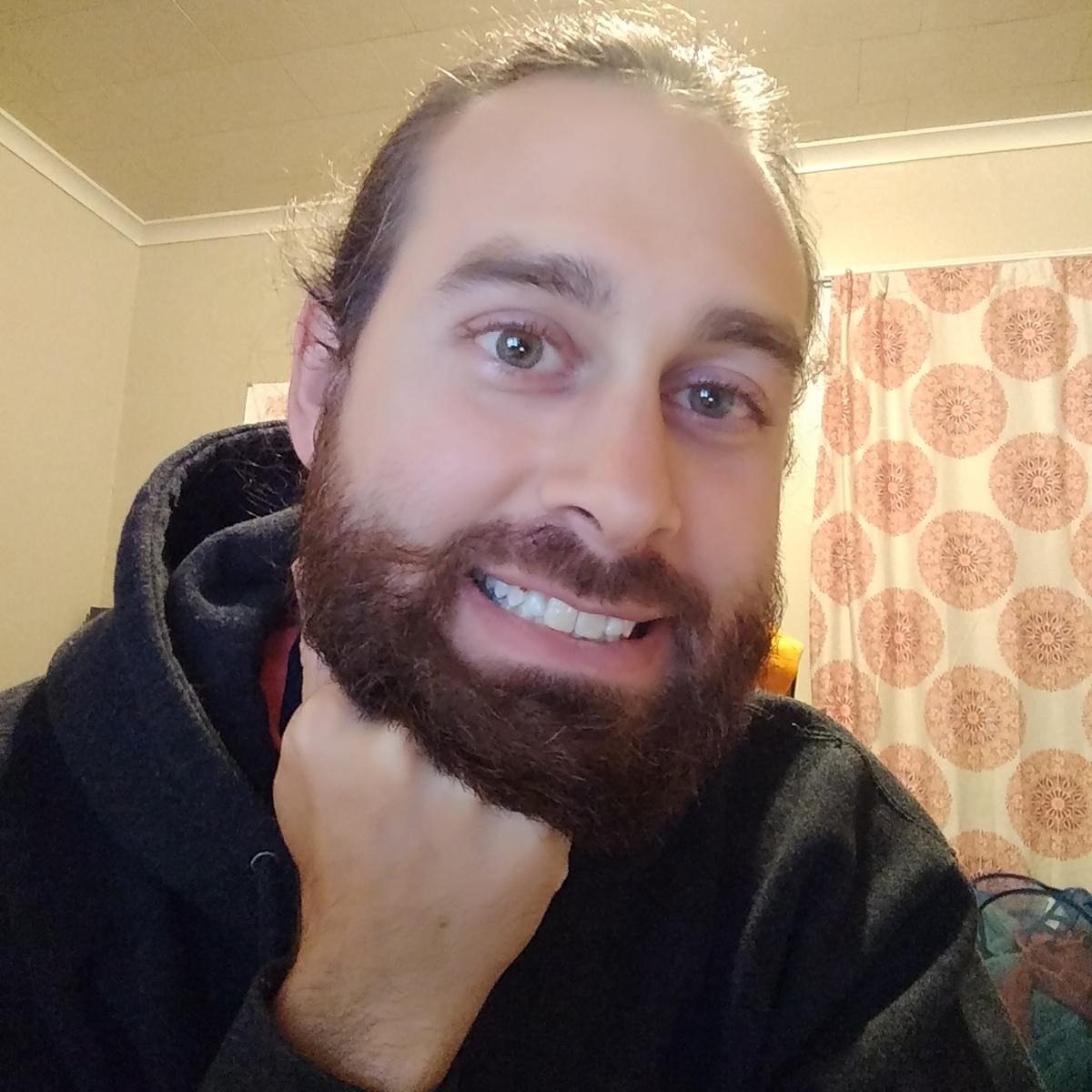 A headshot of Bryan Williams.