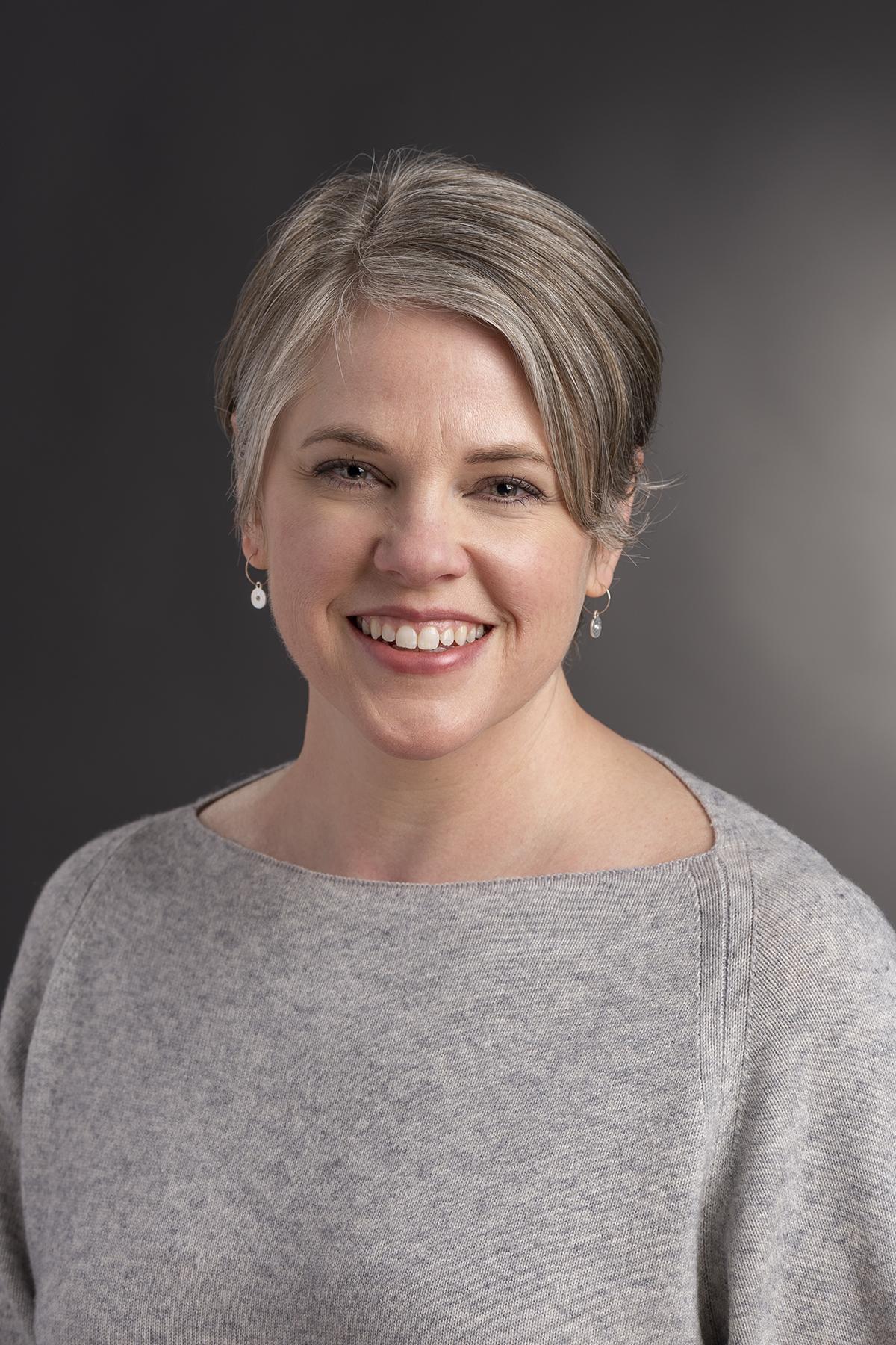 Headshot of Christye Sisson.