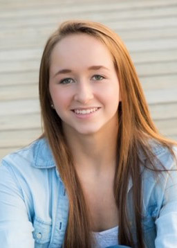 student Danielle Callard.