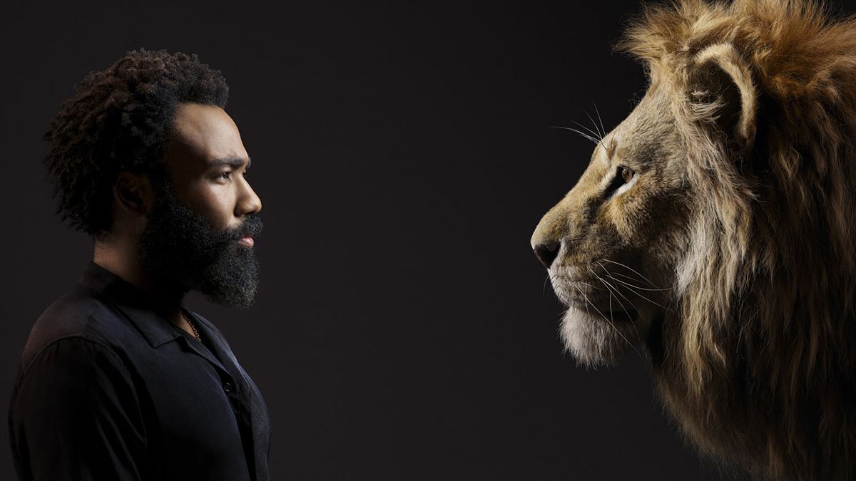 Donald Glover as Simba