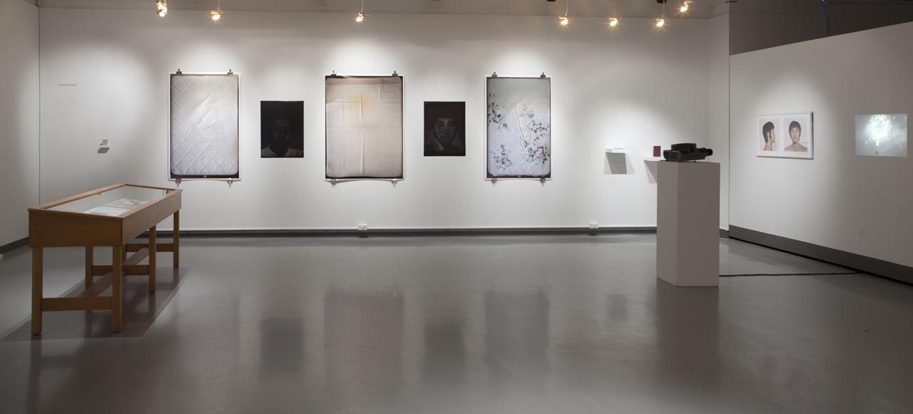 Thesis work in William Harris Gallery