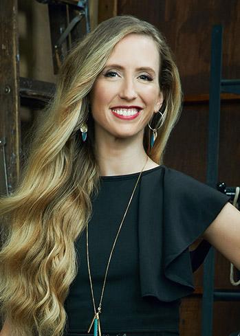 portrait of Brittney Lee.