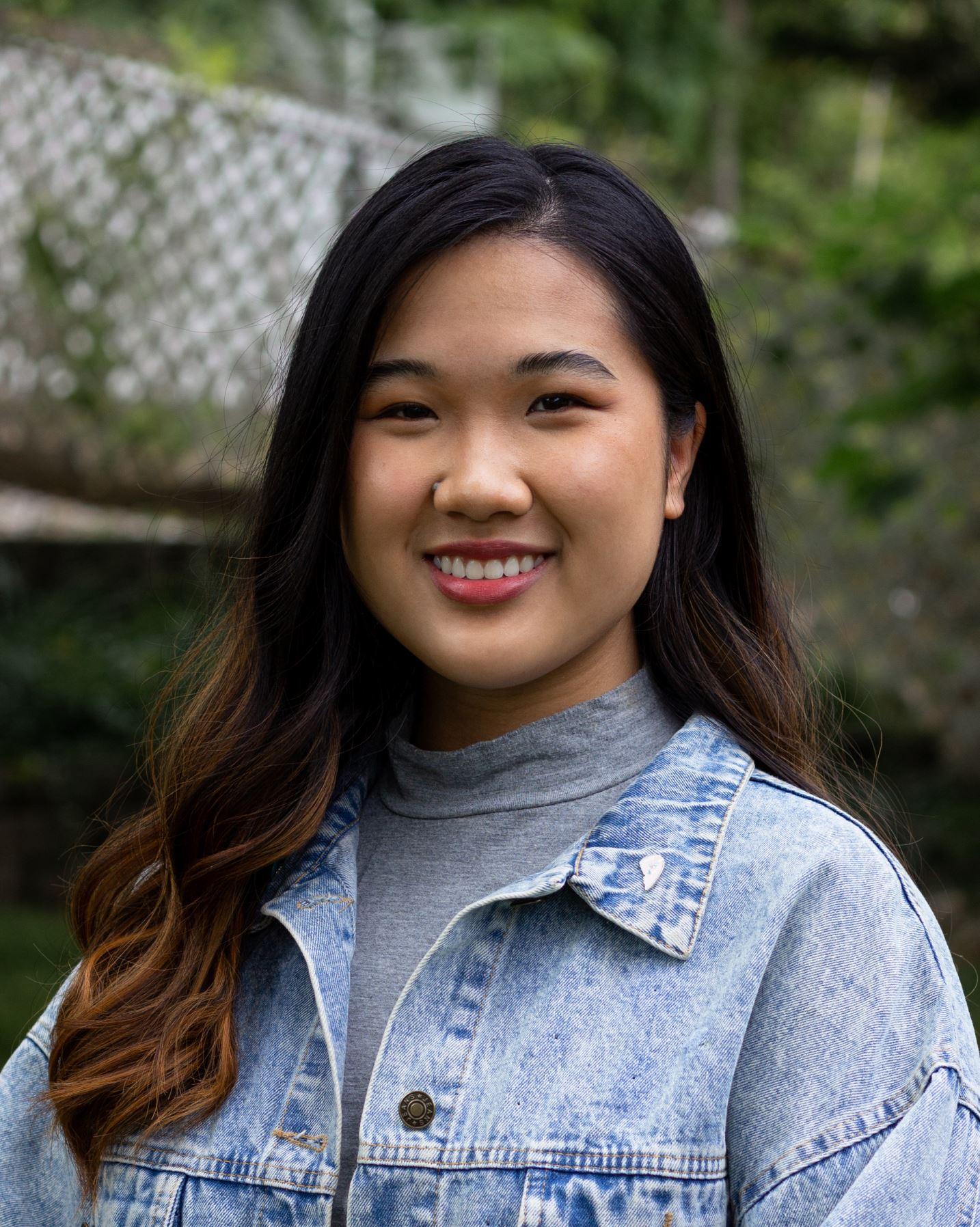 A headshot of Stephanie Chan.
