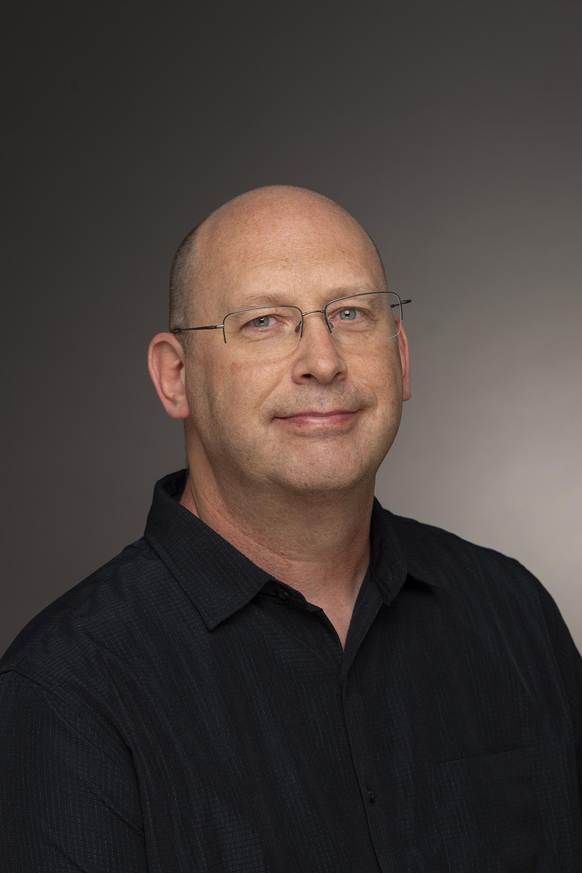 Headshot of Jeff Harter.