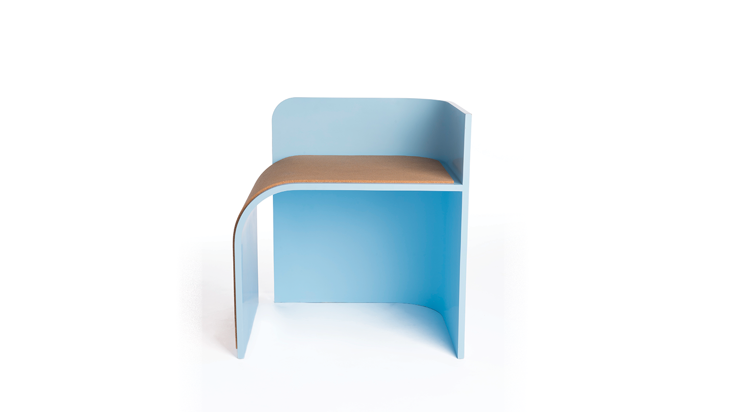 A student-designed chair