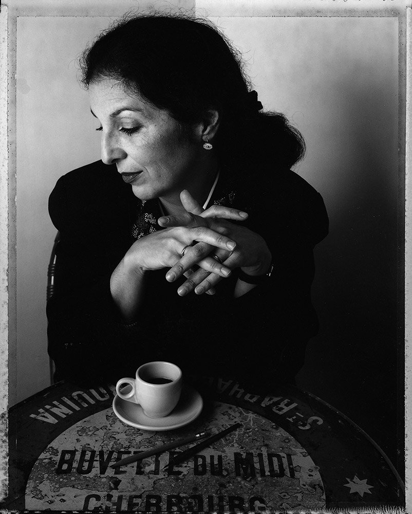 Portrait of Louise Fili.