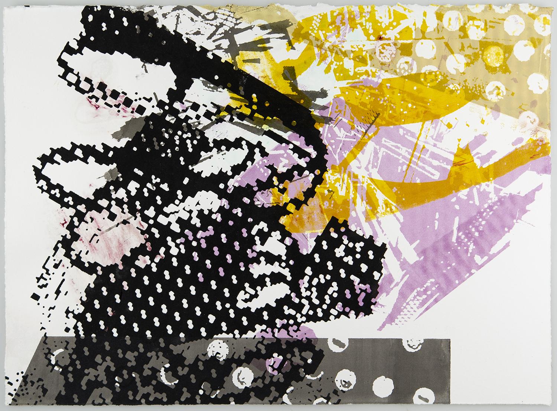 A printmaking project by Sarah Kinard