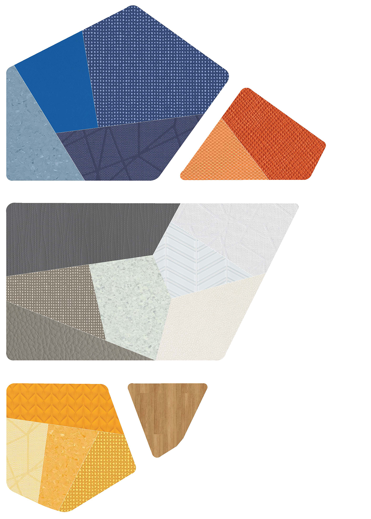 materials selections