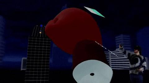 screenshot of video game.