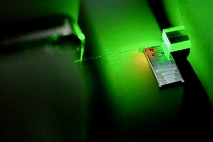 a KTP chip.