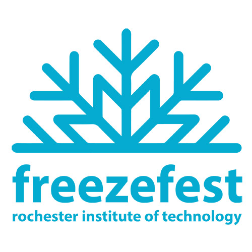 Rochester Institute of Technology FreezeFest logo.