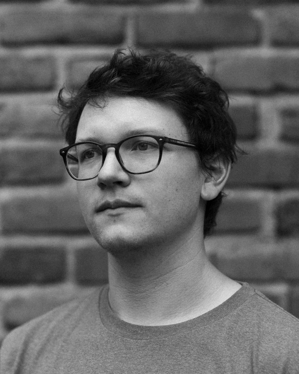 Headshot of Nathan Rochefort.