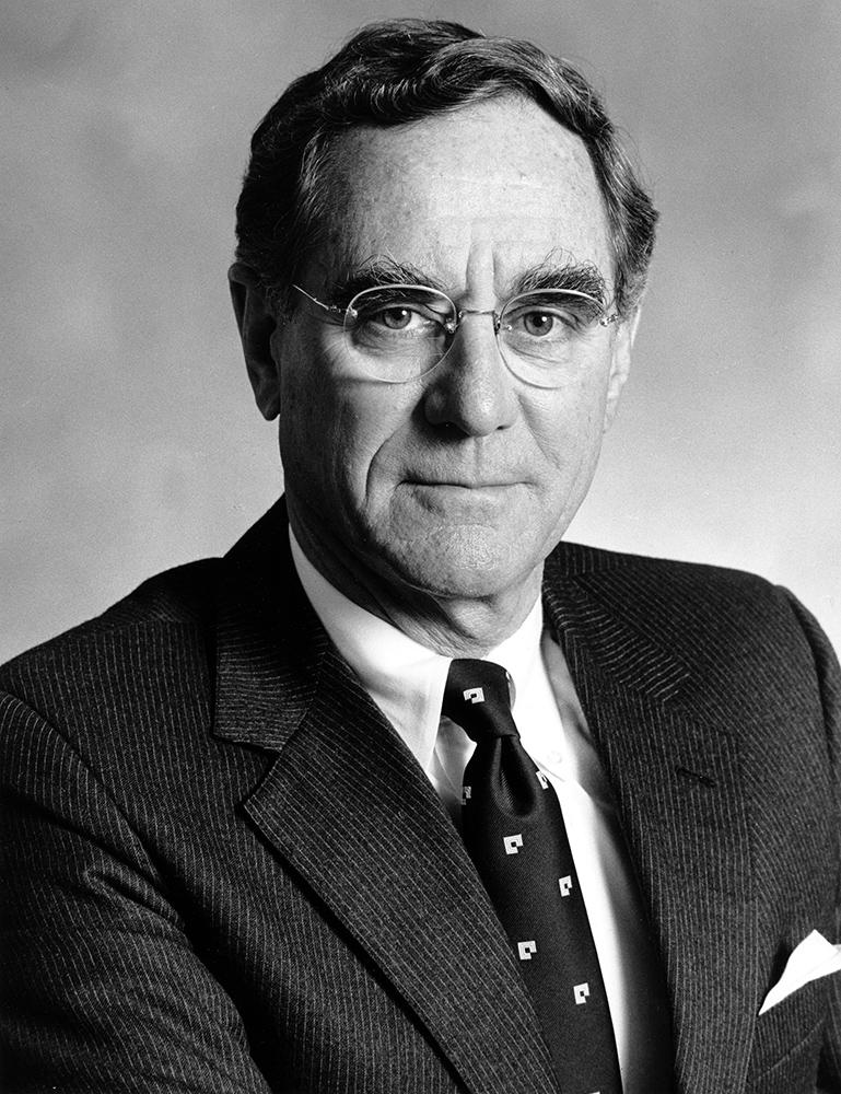 portrait of M. Richard Rose.