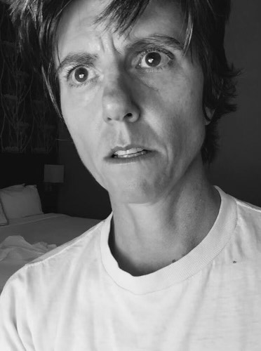 portrait of comedian Tig Notaro.