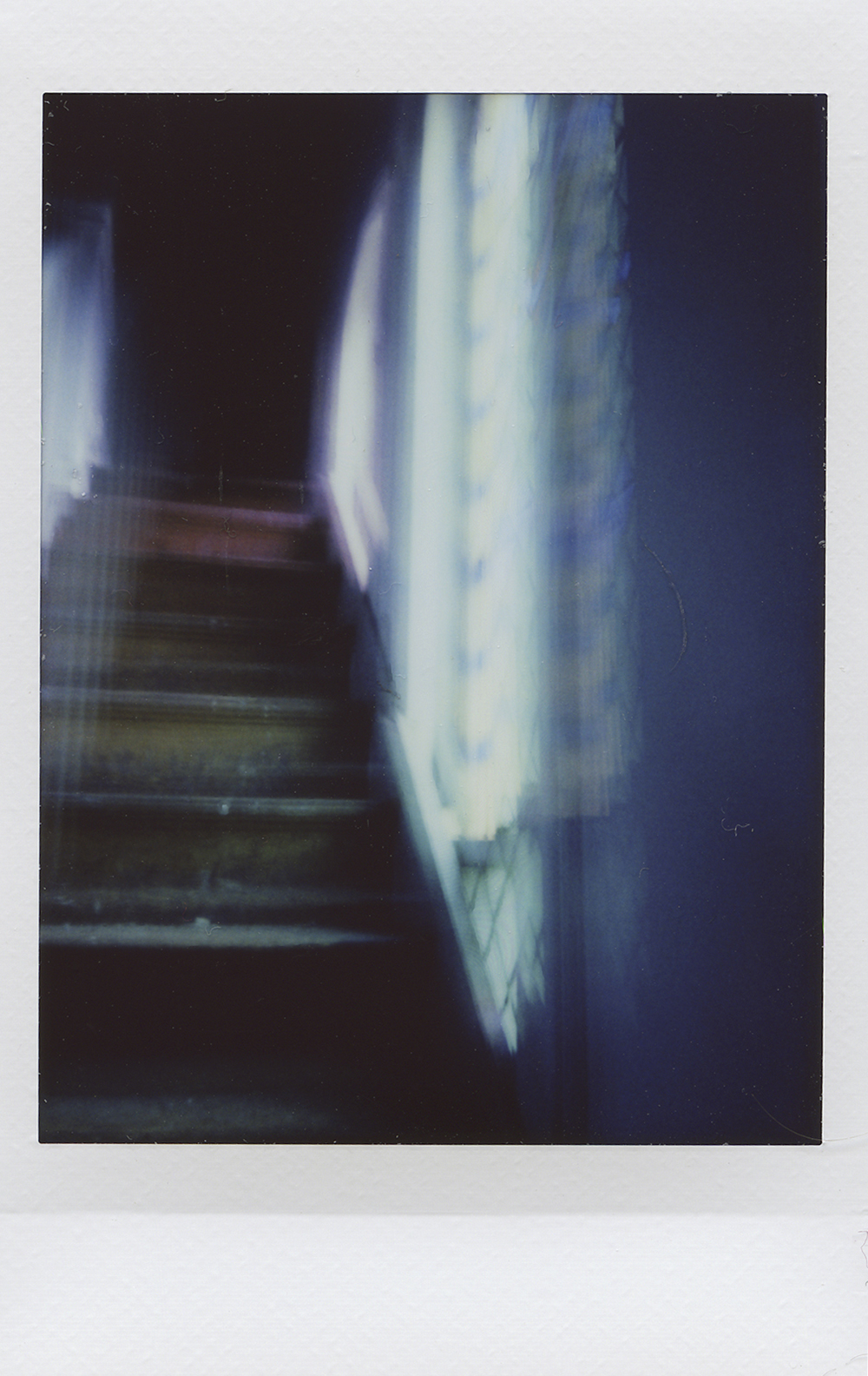 A photo of a staircase. This is one of several images by Alexandra Gataeva featured in photo exhibitions around the world.