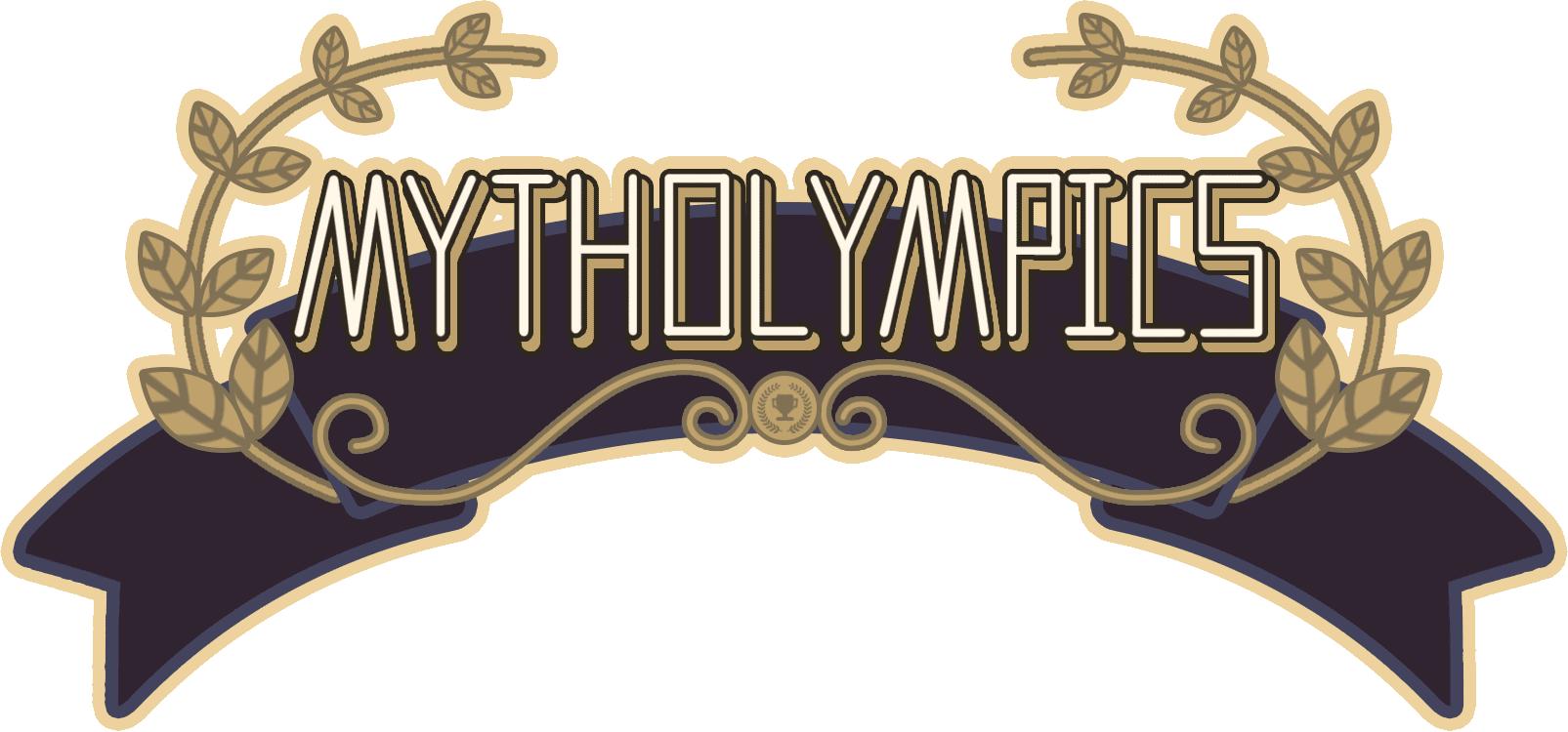 Mytholympics Title