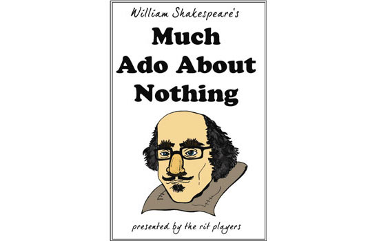 Student Production Of Much Ado About Nothing Opens Jan 29 Rit