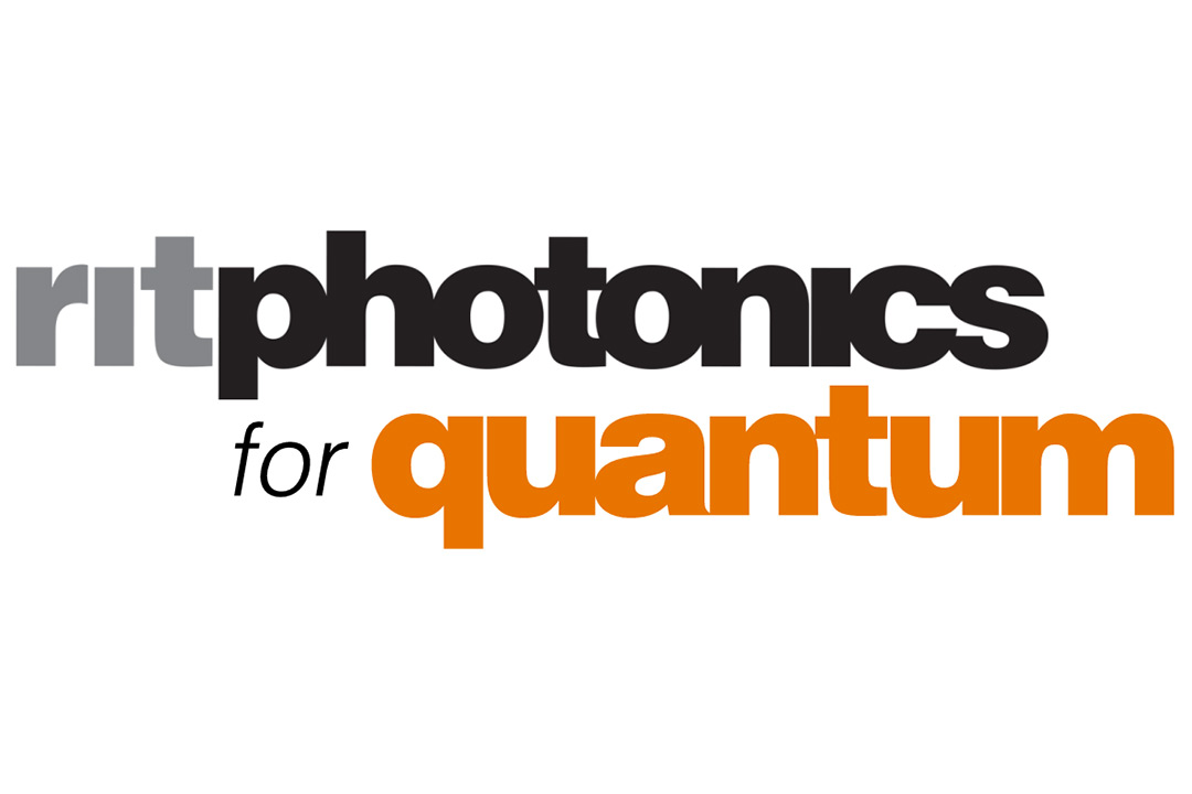 Words read RIT Photonics for Quantum
