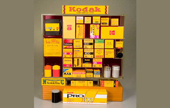 Picture of Kodak display