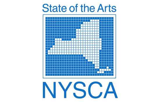 """Logo for """"NYSCA"""""""