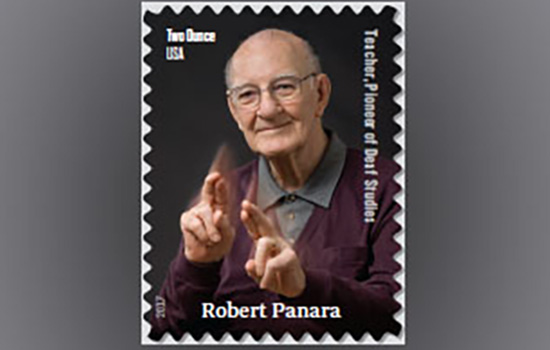 Educator And Icon Robert Panara The First Deaf Faculty Member Of Rochester Institute Technologys National Technical For