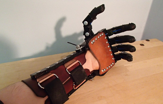 3D printing opens doors for those with prosthetics