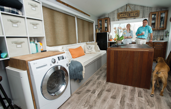 couple takes big step with tiny house rochester institute of rh rit edu