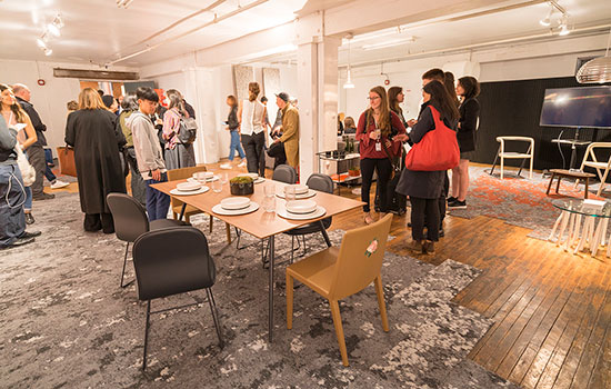 Superb Rit Puts Final Wrap On Successful Nyc Design Week Home Interior And Landscaping Mentranervesignezvosmurscom