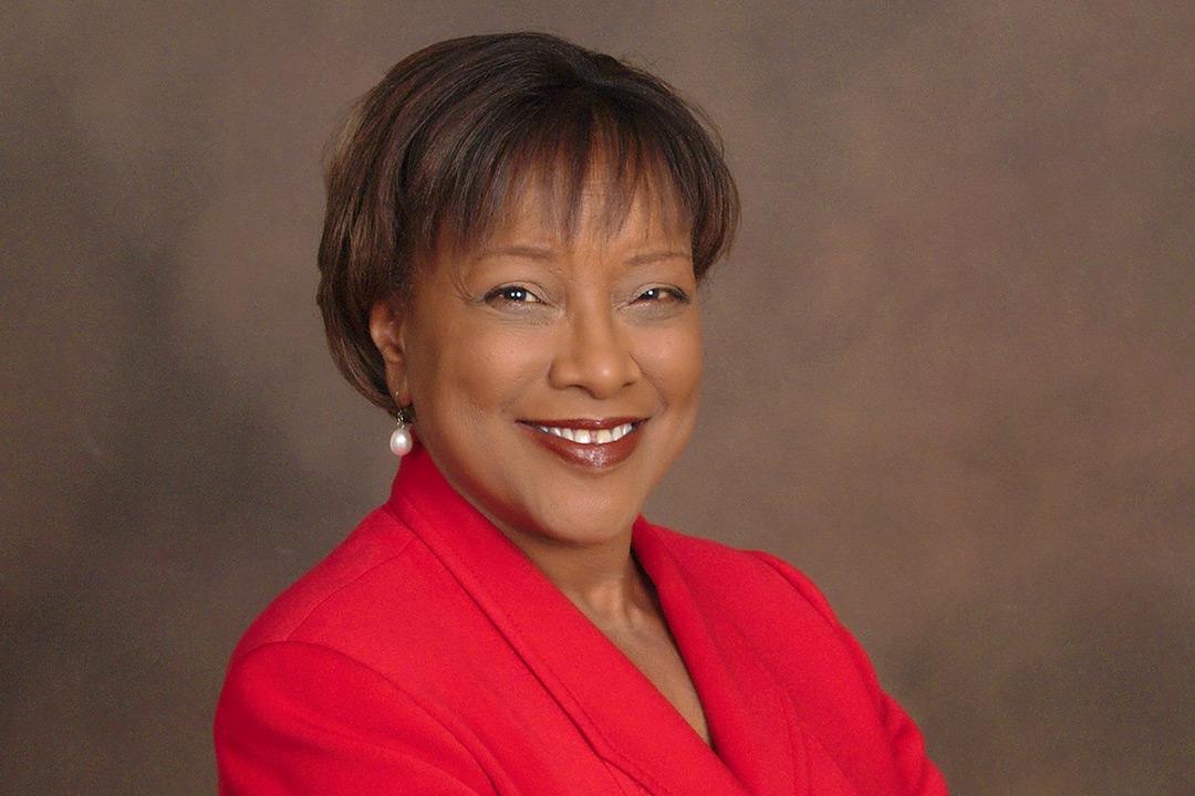 A portrait of Janet Lomax.