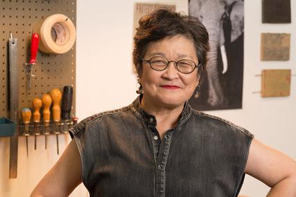 A portrait photo of Wendy Maruyama.