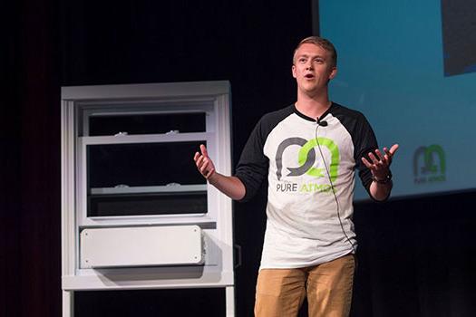 Student Spotlight: Start-up receives award
