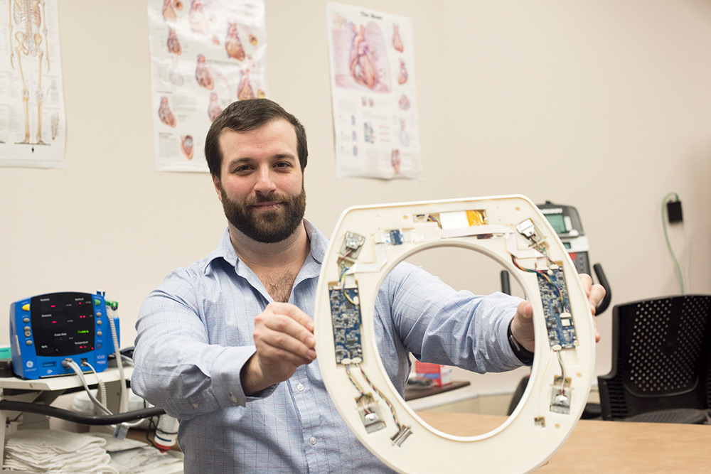 Toilet seat that detects congestive heart failure getting ready to begin commercialization