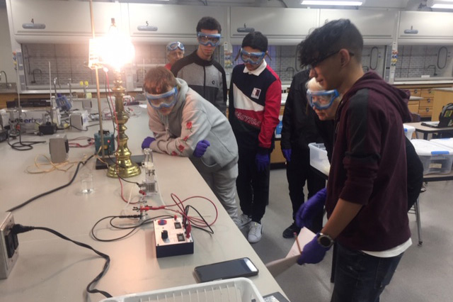 RIT to host youth summer workshops on clean energy and fuel cells July 9-12