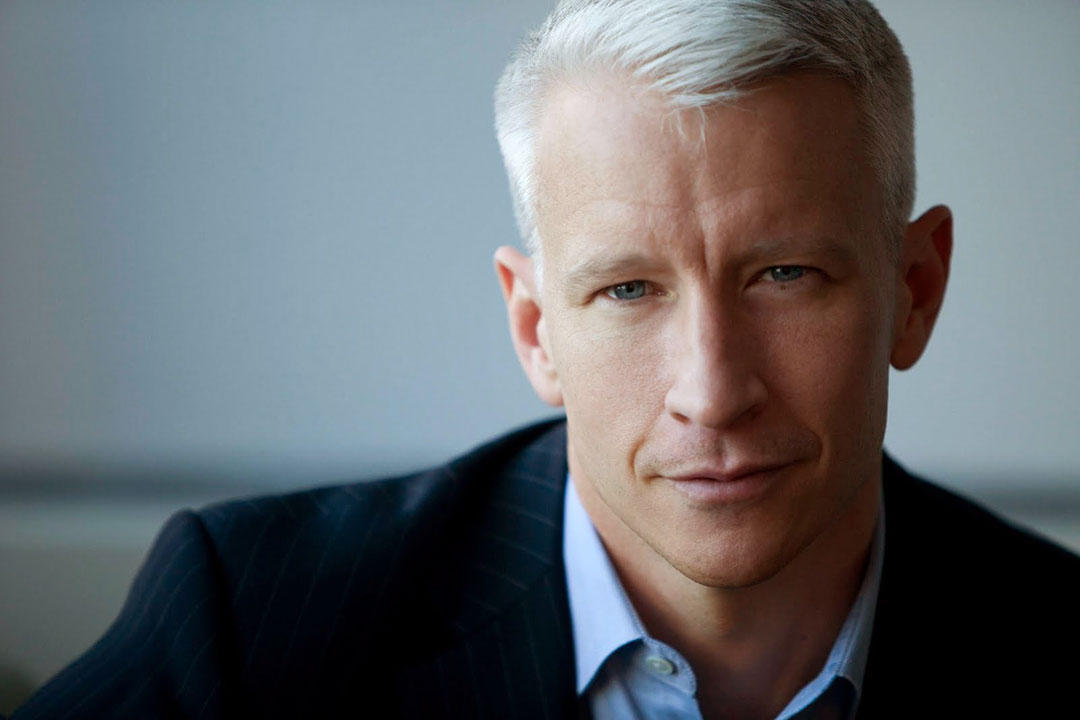 'Headshot of Anderson Cooper.'