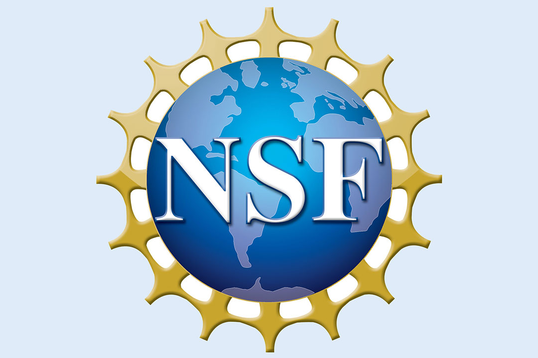 'National Science Foundation logo.'