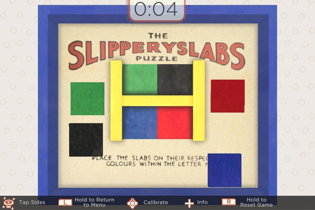 "'Screenshot of ""SlipperySlabs"" mobile game.'"