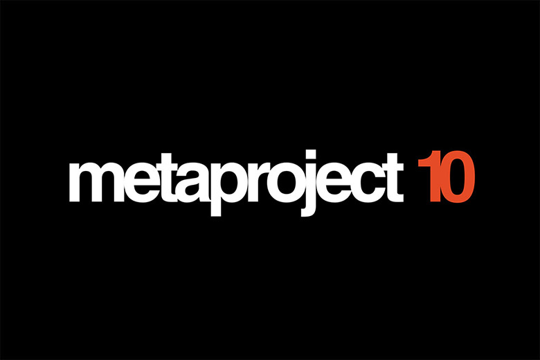 Graphic reads: metaproject 10