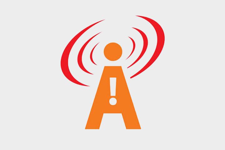 'RIT Alert logo'