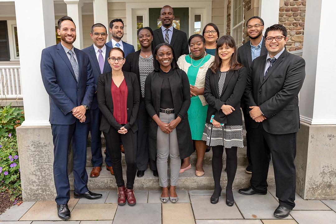 The 2019 Future Faculty Career Exploration Program participants
