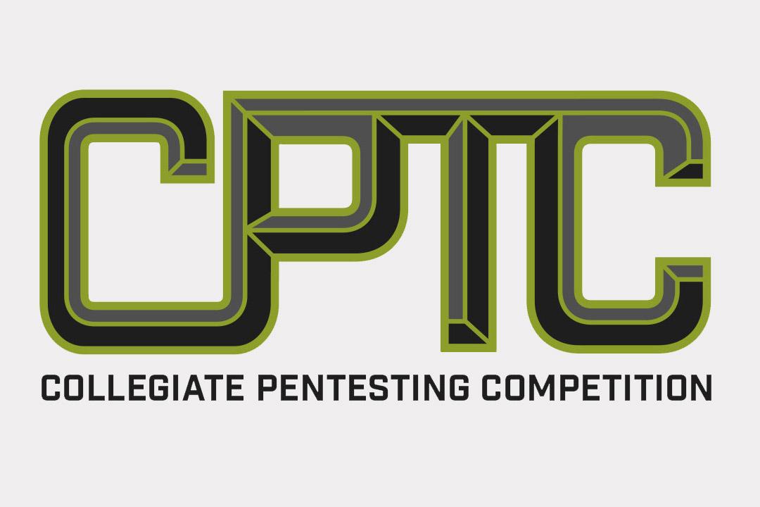 'Collegiate Pentesting Competition (CPTC) logo.'