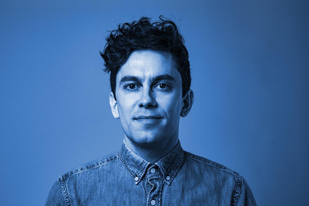 portrait of Joey Zeledon.