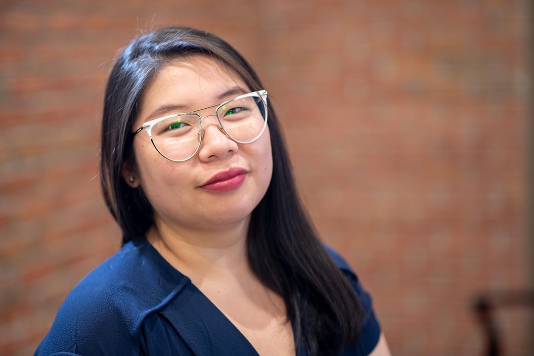 A headshot of Lynne Tseng.