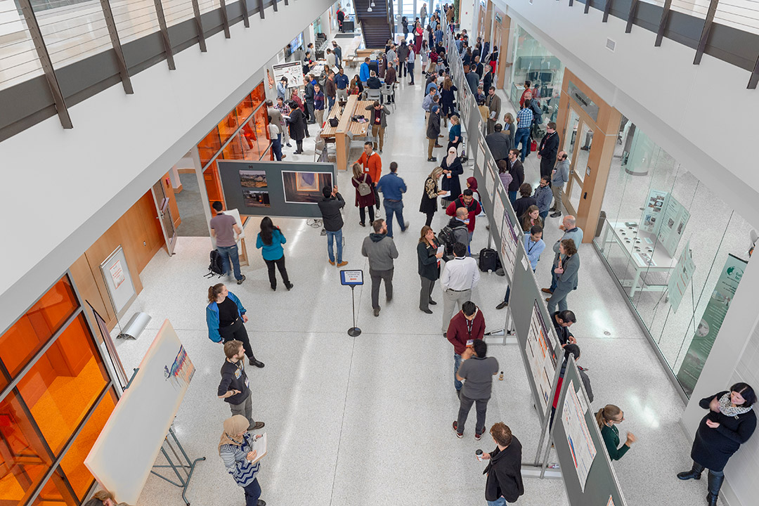 RIT Graduate Showcase offers a fresh perspective on research and scholarship